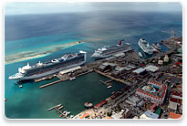 Port of Oranjestad